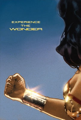 Teaser Póster de Wonder Woman
